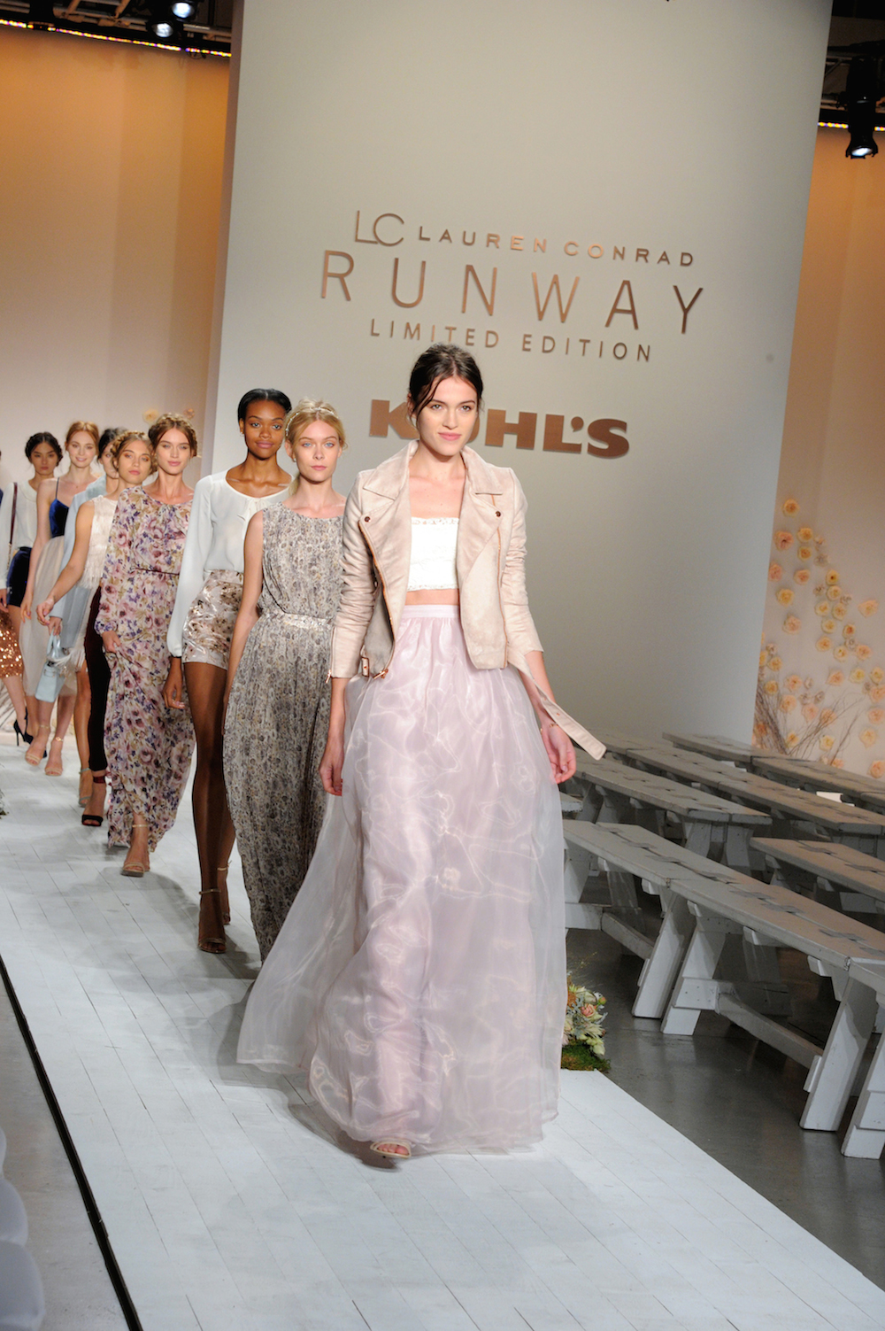 77a09af6ef58df LC Lauren Conrad Runway Collection for Kohl s Fashion Week Show ...