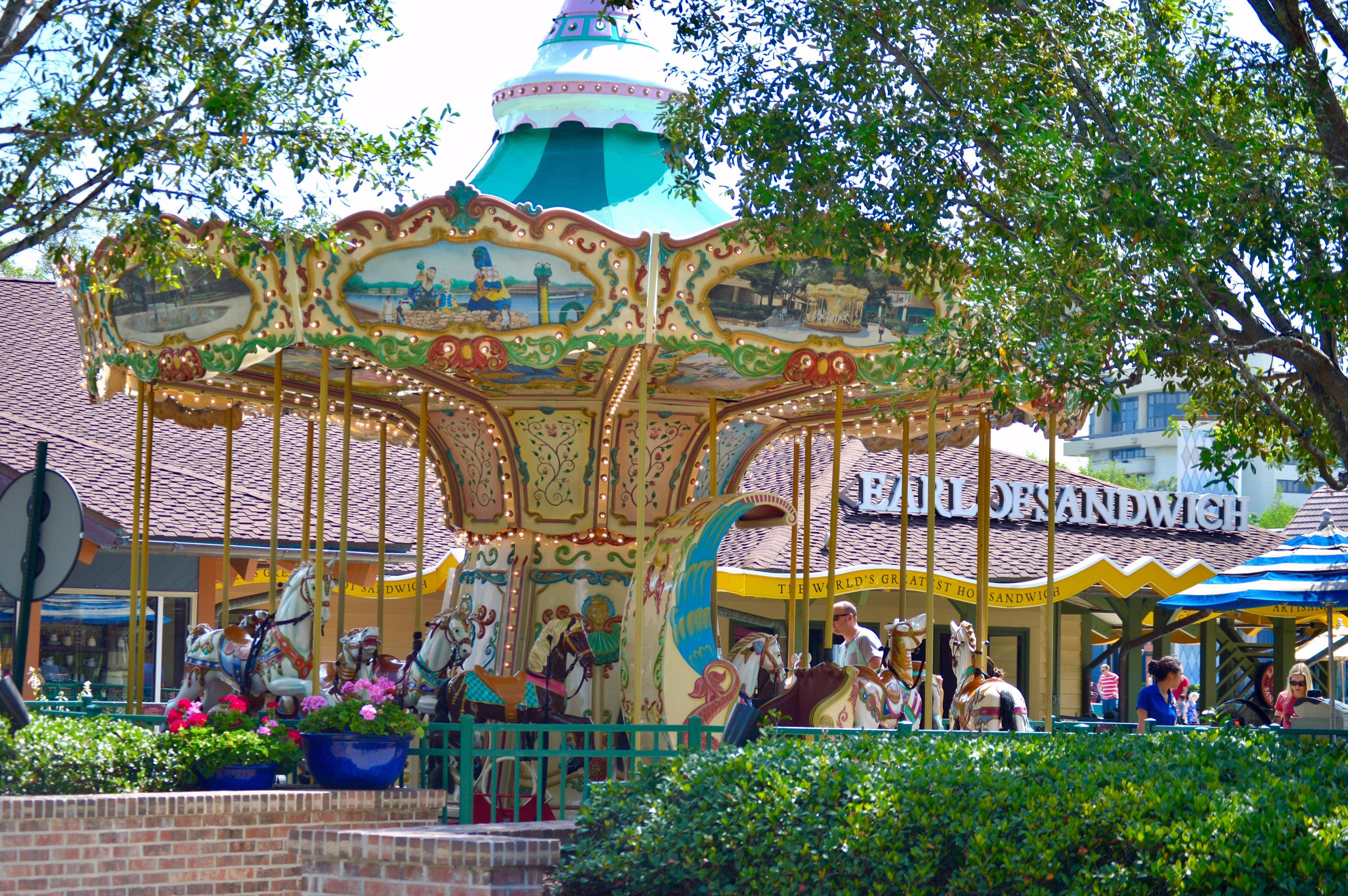 Carousel Disney Springs